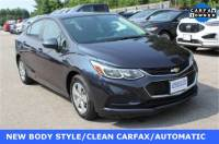 Certified Used 2016 Chevrolet Cruze LS Sedan in Burton, OH