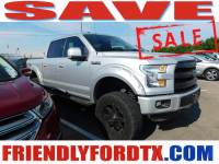 Used 2016 Ford F-150 Lariat Truck V8 FFV for Sale in Crosby near Houston