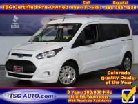 2015 Ford Transit Connect Wagon 4dr Wgn LWB XLT