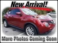 Pre-Owned 2015 Nissan Juke SV SUV in Jacksonville FL