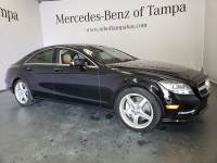 Certified 2014 Mercedes-Benz CLS-Class CLS 550 Coupe in Jacksonville FL