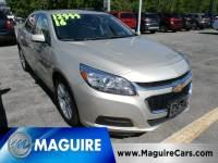2016 Chevrolet Malibu Limited LT Sedan