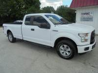 2016 Ford F-150 Sport SuperCab 8-ft. 4WD