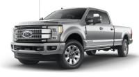 2019 Ford Superduty F-350 Platinum Truck Crew Cab Power Stroke V8 Turbo Diesel engine