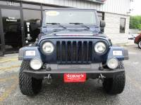Used 2006 Jeep Wrangler For Sale at Norm's Used Cars Inc. | VIN: 1J4FA49S76P736799