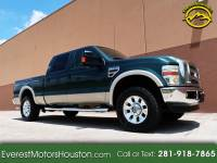 2010 Ford F-250 SD LARIAT CREW CAB SHORT BED 4WD DIESEL