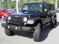 2015 Jeep Wrangler Unlimited Sport 4x4 SUV in Columbus, GA
