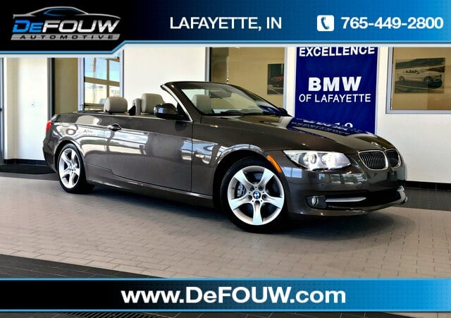 Photo 2011 BMW 335i Convertible Lafayette IN