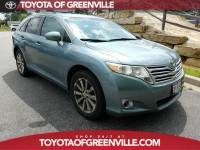 Pre-Owned 2010 Toyota Venza Base Crossover in Greenville SC
