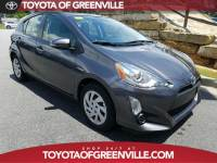 Certified 2015 Toyota Prius c Four Hatchback in Greenville SC