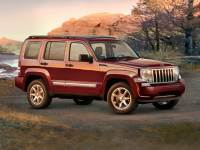 2010 Jeep Liberty Limited SUV 4WD