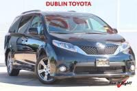 Used 2017 Toyota Sienna SE Minivan/Van in Dublin, CA