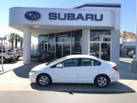 Used 2012 Honda Civic 4dr Auto CNG | Palm Springs Subaru | Cathedral City CA | VIN: 19XFB5F59CE001471