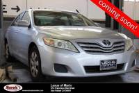 Pre Owned 2010 Toyota Camry 4dr Sdn I4 Auto (Natl)