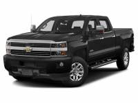 2017 Chevrolet Silverado 3500HD High Country 4WD Crew Cab 167.7 High Country Automatic