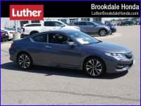 2017 Honda Accord Coupe EX-L Minneapolis MN | Maple Grove Plymouth Brooklyn Center Minnesota 1HGCT1B88HA008738