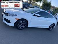 Pre-Owned 2016 Honda Civic LX-P Coupe in Oakland, CA