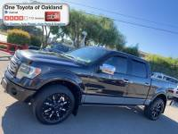 Pre-Owned 2013 Ford F-150 Truck SuperCrew Cab in Oakland, CA