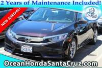 Used 2016 Honda Civic Sedan LX Sedan For Sale in Soquel near Aptos, Scotts Valley & Watsonville | Ocean Honda