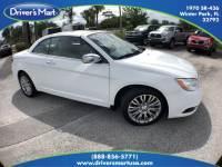 Used 2013 Chrysler 200 Limited  For Sale in Winter Park, FL   1C3BCBFG1DN545699 Winter Park