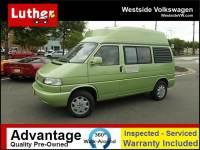 1991 Volkswagen Westfalia Camper TDI Snrf Manual Other