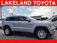 Pre-Owned 2018 Jeep Grand Cherokee Laredo