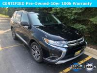 Used 2016 Mitsubishi Outlander For Sale in DOWNERS GROVE Near Chicago   Stock # PD10880