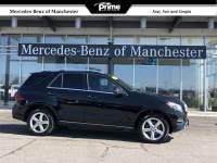 2016 Mercedes-Benz GLE 300d 4MATIC