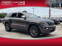 Certified 2017 Jeep Grand Cherokee Limited Limited 4x2 in Jacksonville FL