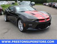 Certified Used 2017 Chevrolet Camaro SS Coupe in Burton, OH