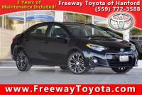 2015 Toyota Corolla Sedan Front-wheel Drive - Used Car Dealer Serving Fresno, Central Valley, CA