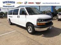 Certified Pre-Owned 2016 Chevrolet Express Passenger 3500 Extended Wheelbase Rear-Wheel Drive 1LT