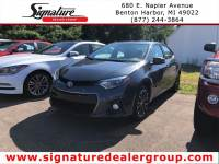 2016 Toyota Corolla S Plus Sedan FWD
