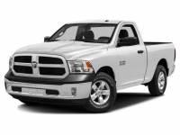 2016 Ram 1500 Tradesman Regular Cab Pickup