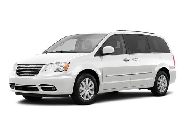 Photo Used 2016 Chrysler Town  Country Touring in Marysville, WA
