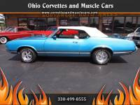 1971 Oldsmobile Cutlass Supreme 2dr Convertible