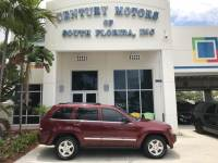 2007 Jeep Grand Cherokee Limited Heated Leather Sunroof CD Changer 1 Owner Clean CarFax