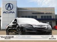 2016 Acura TLX TLX 3.5 V-6 9-AT P-AWS