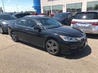 Used 2017 Honda Accord Sport SE For Sale in Monroe, OH