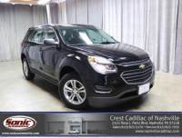 Pre-Owned 2017 Chevrolet Equinox FWD LS