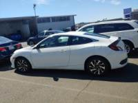 Used 2018 Honda Civic Coupe LX-P