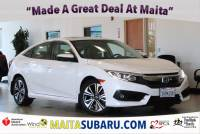 Used 2016 Honda Civic Sedan EX-T Available in Sacramento CA