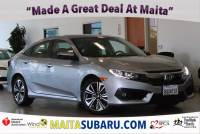 Used 2017 Honda Civic Sedan EX-T Available in Sacramento CA