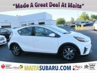 Used 2018 Toyota Prius c Four Available in Sacramento CA