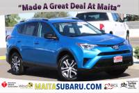 Used 2016 Toyota RAV4 LE Available in Sacramento CA