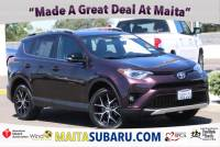 Used 2016 Toyota RAV4 SE Available in Sacramento CA