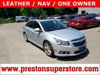 Used 2014 Chevrolet Cruze LTZ Sedan in Burton, OH