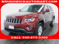 Certified Used 2016 Jeep Grand Cherokee Laredo 4x4 in Brunswick, OH, near Cleveland