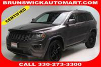 Certified Used 2015 Jeep Grand Cherokee Laredo 4x4 in Brunswick, OH, near Cleveland