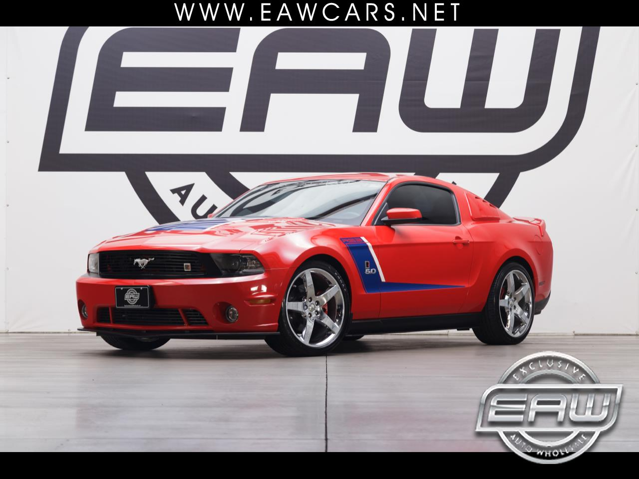 Photo 2012 Ford Mustang ROUSH STAGE 3